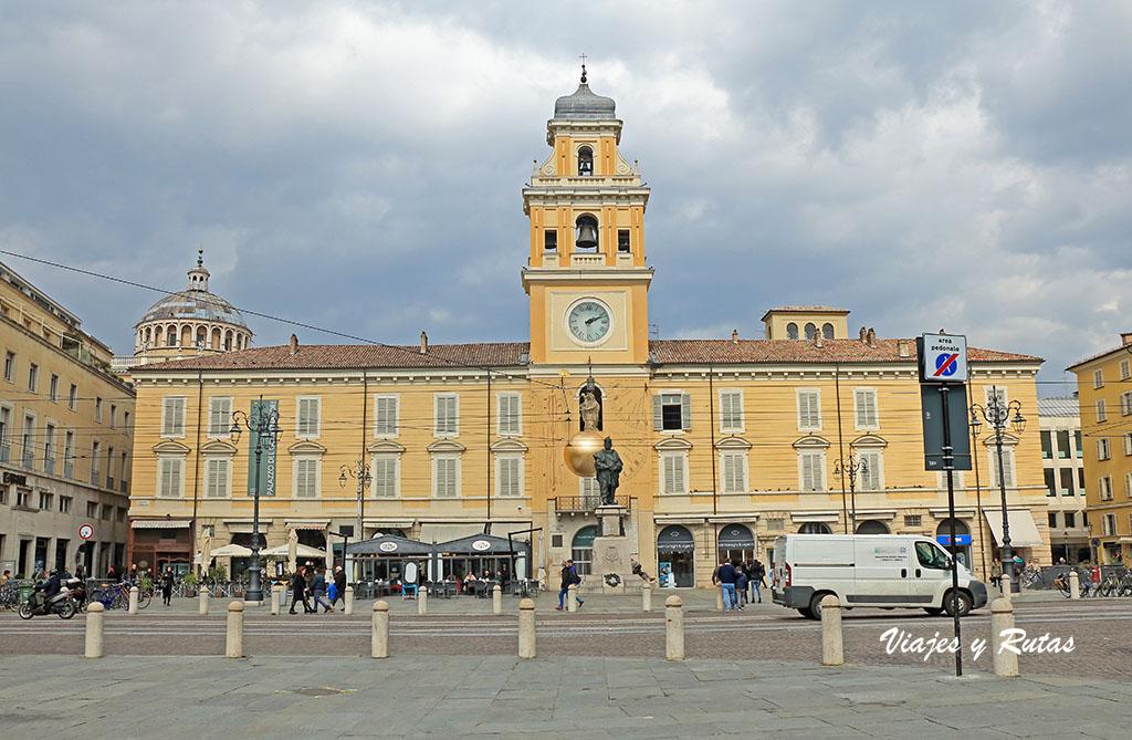 Palacio del Podestà