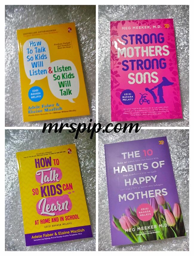 Pilihan Buku Parenting Edisi Bahasa Melayu Yang Best Dibaca