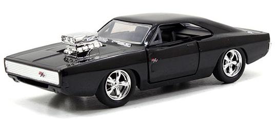 coleccion rapido y furioso, coleccion rapido y furioso jada tyos, coleccion rapido y furioso 1/32, Dom's Dodge Charger R/T