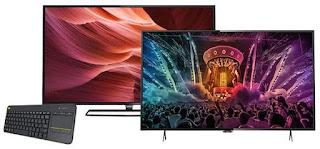 Televizoare & accesorii de la eMAG
