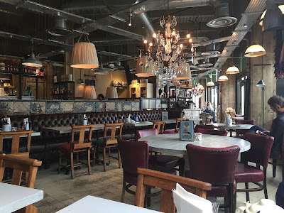 Restaurant Review: Bill's Birmingham