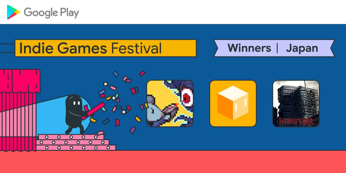 Indie Games Festival Winners | Japan
