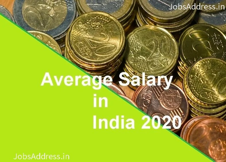 What is the Average Salary in India 2020