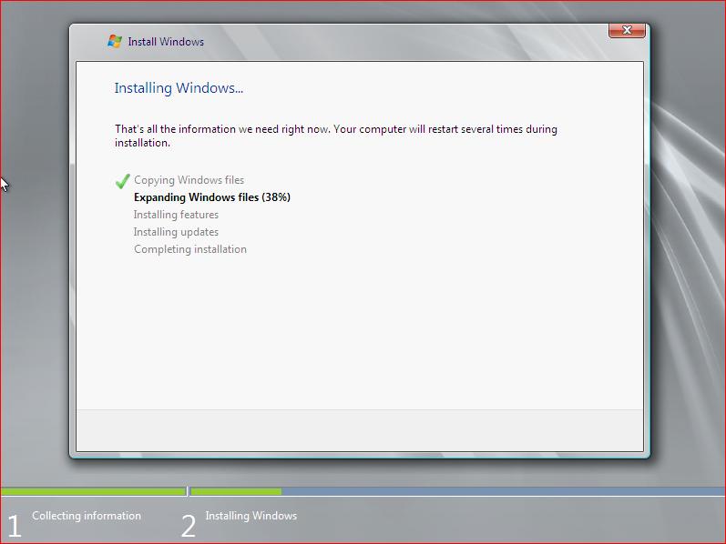 Cara Menginstal Os Windows Server 2008 Ke Komputer