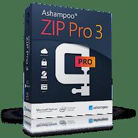 Download Ashampoo ZIP PRO 3 v3.0.26 Full version