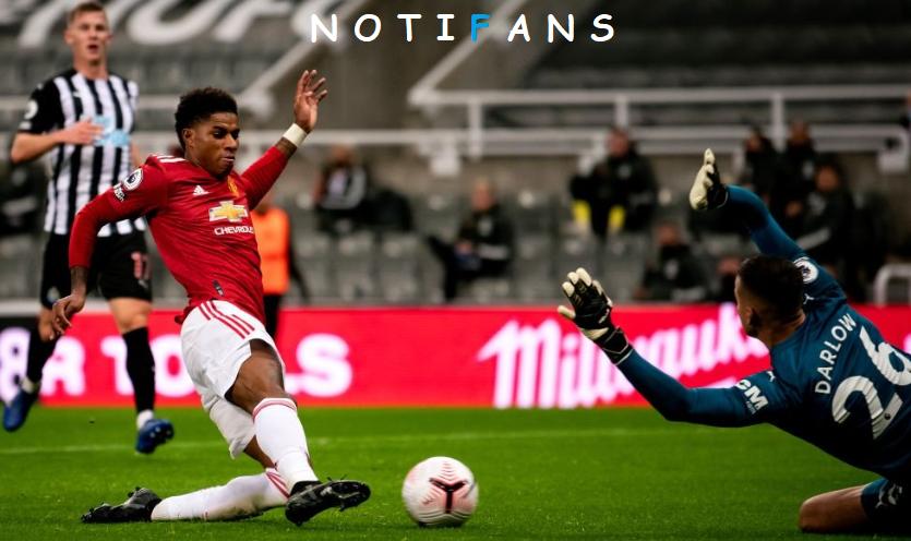 Newcastle 1 - 4 Manchester Utd - Premier League 2020/21 - Fecha 5 -Todos los Goles