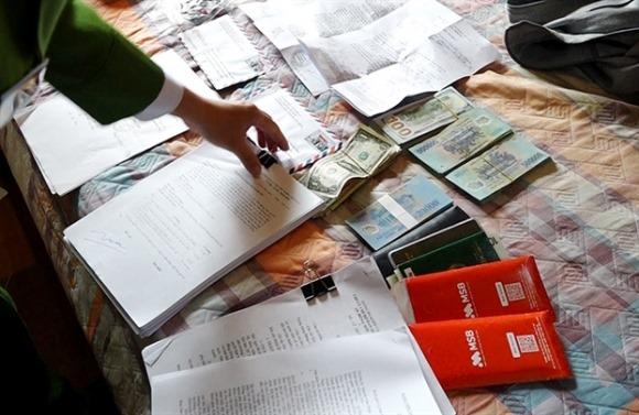 Lộ 300 triệu, nhiều USD và EURO tại phòng làm việc của lãnh đạo BQL Môi trường