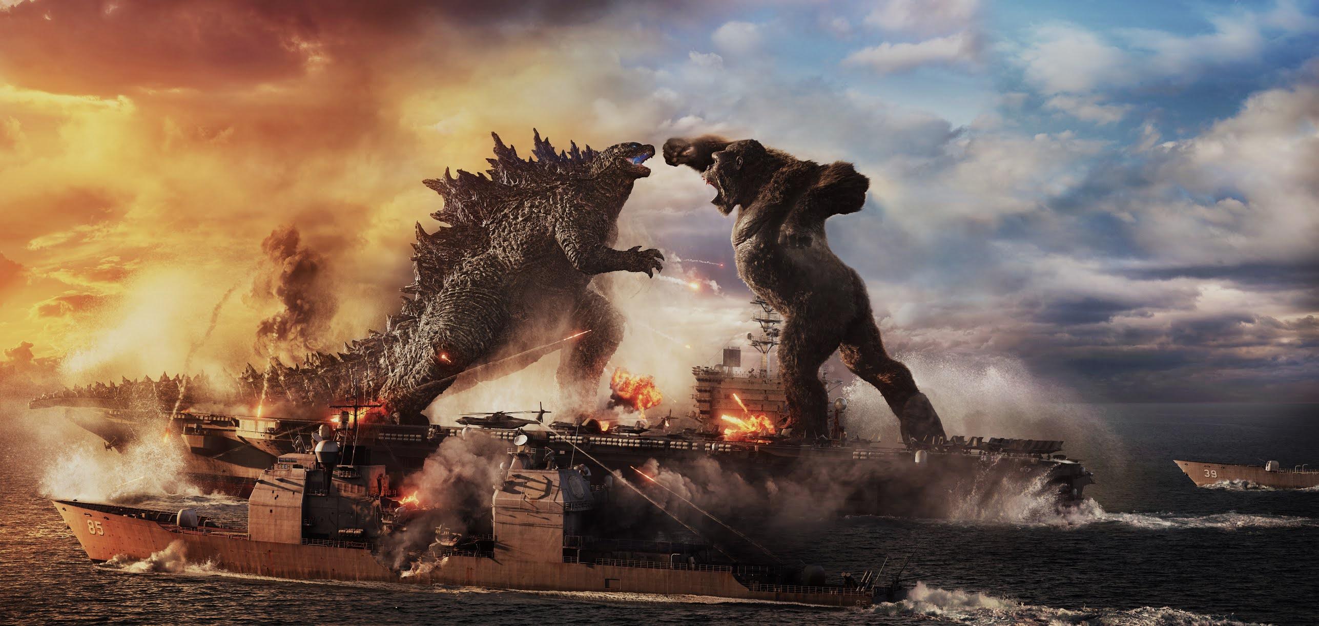 Review   Godzilla vs. Kong   2021