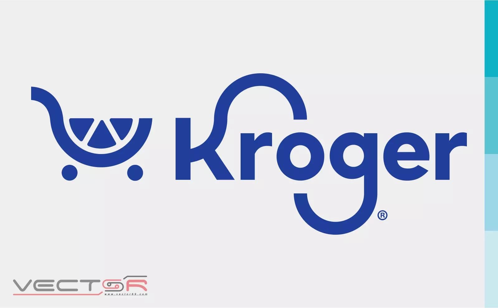 Kroger (2021) Logo - Download Vector File SVG (Scalable Vector Graphics)