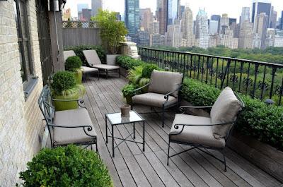 Tips Memilih Balkon Rumah Bertingkat