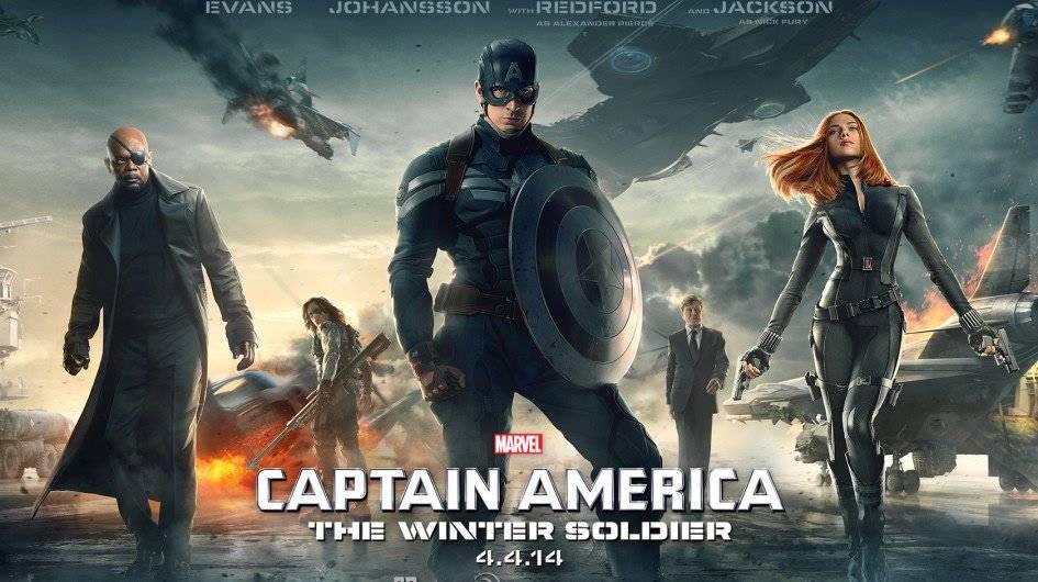 Captain America 2: Chiến Binh Mùa Đông - Captain America: The Winter Soldier (2014)
