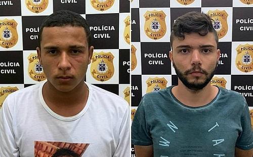 Polícia prende dupla que matou estudante de Odontologia em Vitória da Conquista