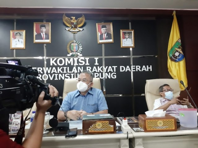 DPRD Segera Mediasi Tuntutan Fokkel