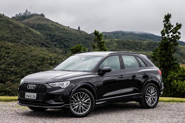 Novo Audi Q3 2020 (Brasil)