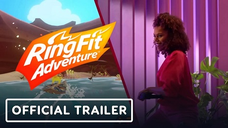 Ring Fit Adventure Trailer
