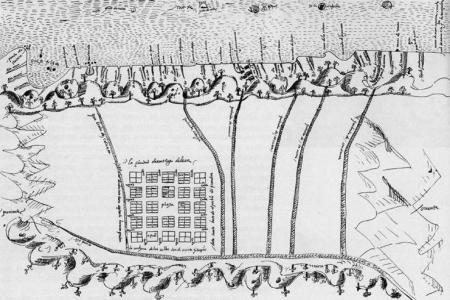 Primer Mapa de Caracas