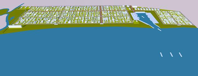 Site Plan Kawasan Pergudangan