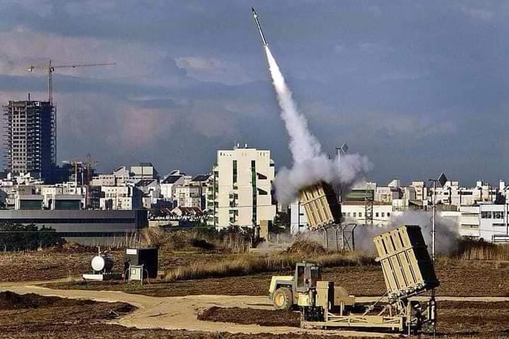 Kecanggihan Iron Drome Israel Tak Mampu Cegah Roket HAMAS