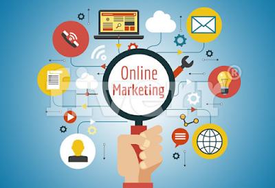 Marketing online bao gồm những gì?