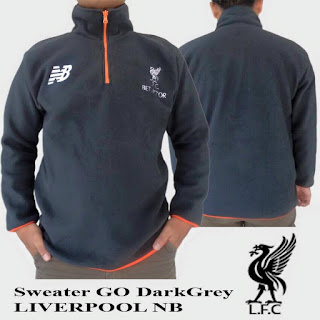 Sweater Bola Liverpool Grade Ori 2016-2017