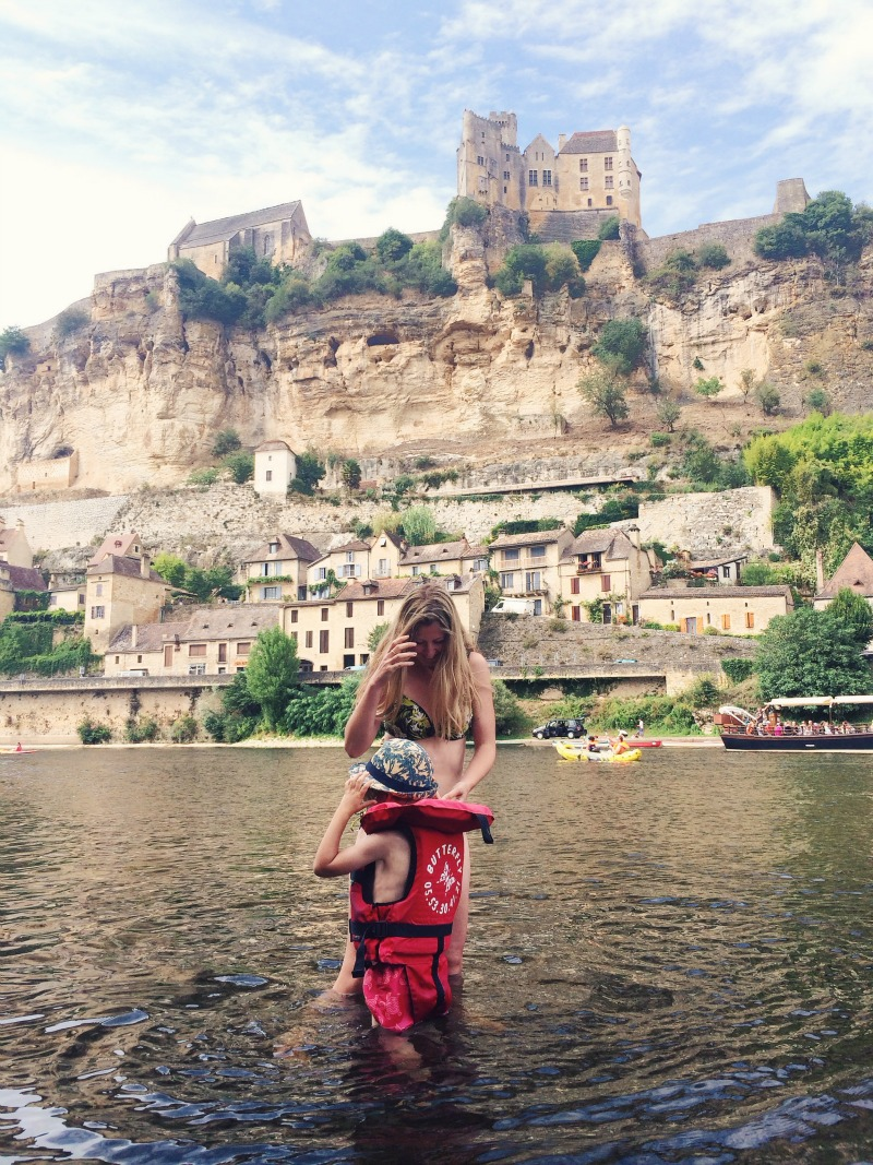 canoeing in france