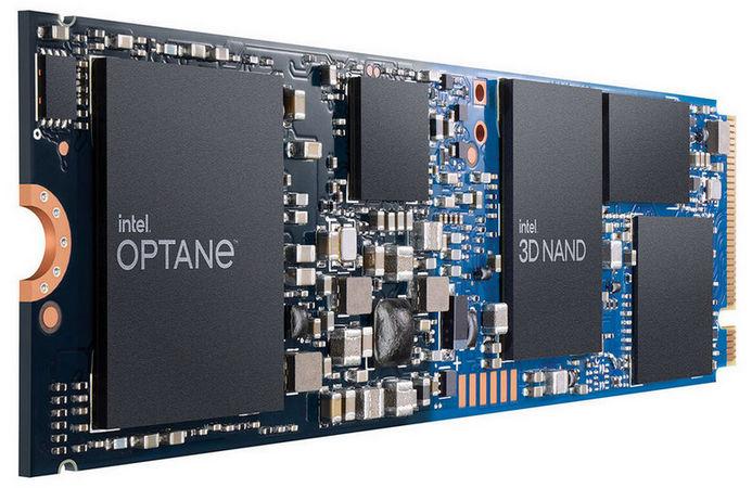 Intel Optane Katı Hal Bellek H20Intel