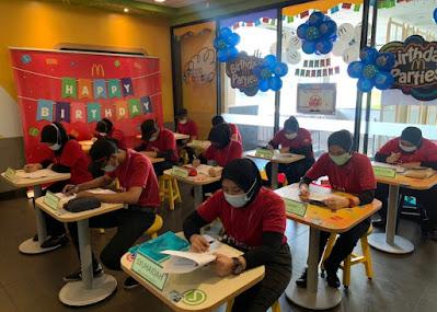 jawatan kosong di McDonald Malaysia