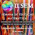 II Semana de Educação Matemática está com inscrições abertas para submissão de trabalhos em Sr. do Bonfim
