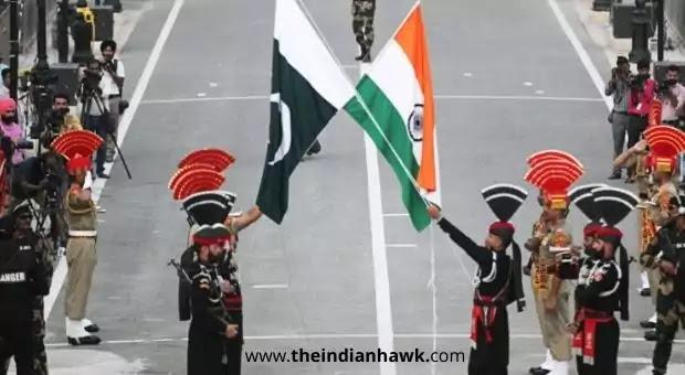 India-Pakistan wagah Border