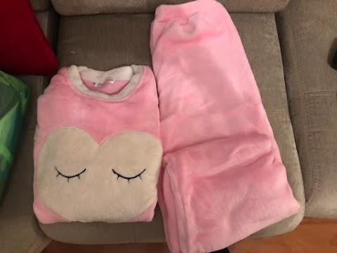 Pijama ref # 026  para dama | color rosa