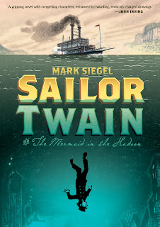 Sailor Twain, or The Mermaid in the Hudson