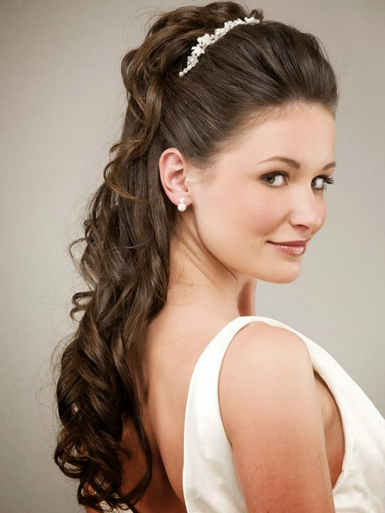 long wedding hairstyles 2014 | hairstyle trends