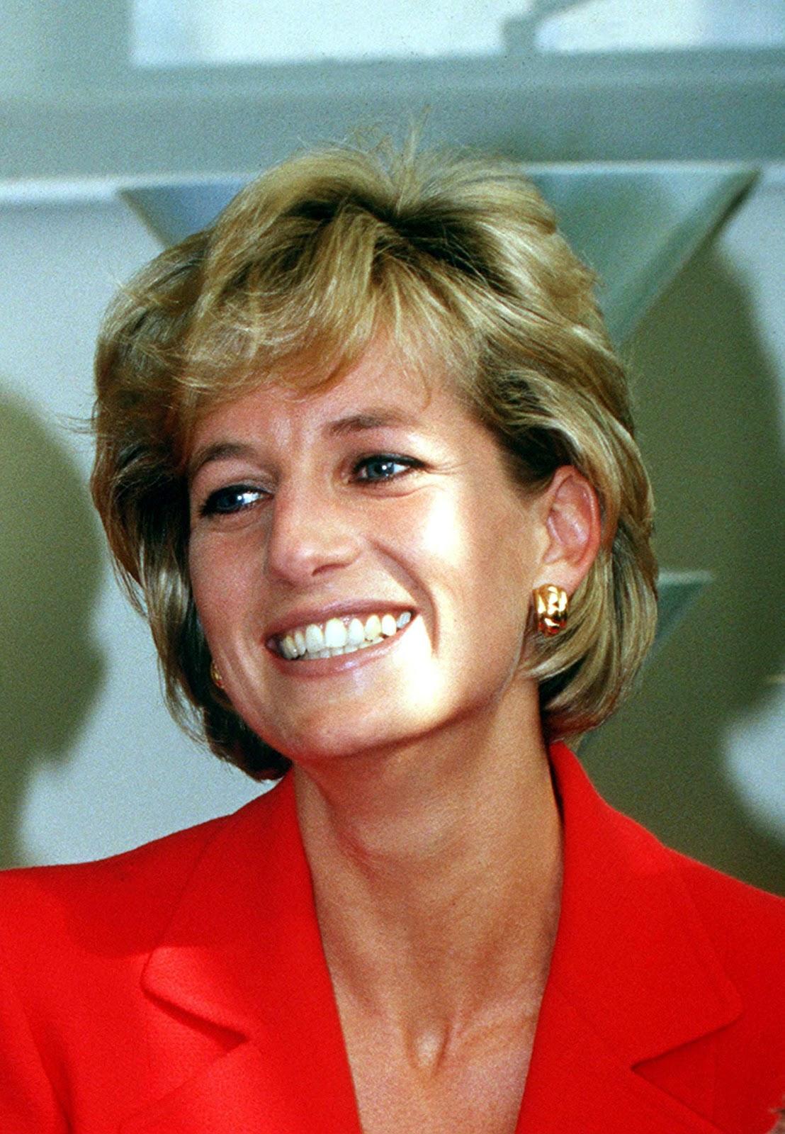 I Was Here.: Princess Diana