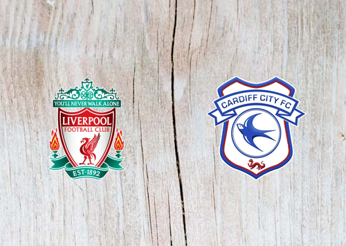 Liverpool vs Cardiff Full Match & Highlights 27 October 2018