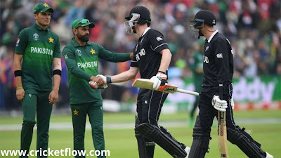 Pakistan vs New Zealand   Corona test reports recieved negative
