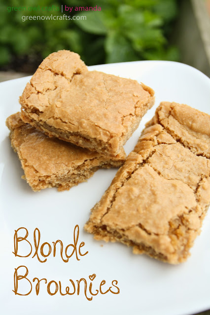 Blonde Brownies 62