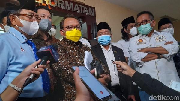 7 Fraksi Boikot Rapur Interpelasi Resmi Laporkan Prasetio Edi ke BK DPRD DKI