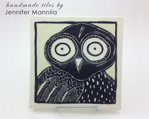 My Owl Barn Jennifer Mannila