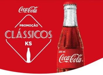 Promoção Clássicos KS Coca-Cola