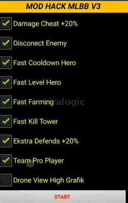 Cara Membuat Hero Mobile Legends Jadi Sakit 100% Work