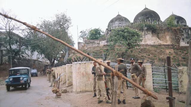 Tak Didukung Bukti Sejarah, Kelompok Hindu India Klaim Lokasi Masjid Babri sebagai Situs Dewa Rama