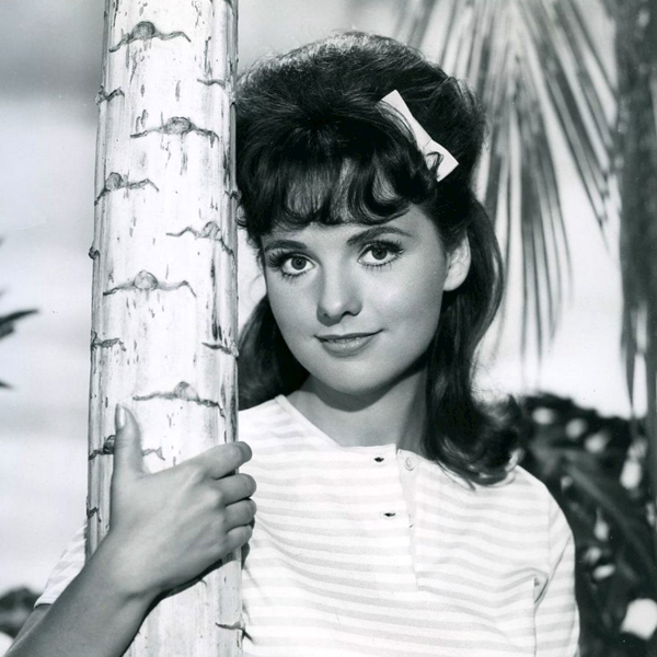 Dawn Wells as Mary Ann Summers on the classic TV show GILLIGAN'S ISLAND.
