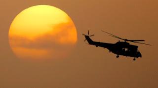 Pencarian Dilakukan di Darat dan Udara Guna Cari Heli Hilang Kontak di Kaltara - Commando