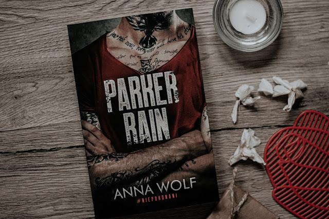 """Anna Wolf - ,,Parker Rain"""" (recenzja)"""