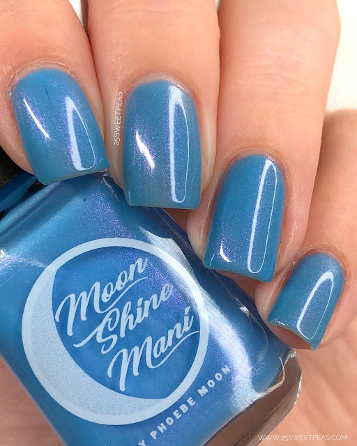 Moon Shine Mani Too Pool For School 25 Sweetpeas