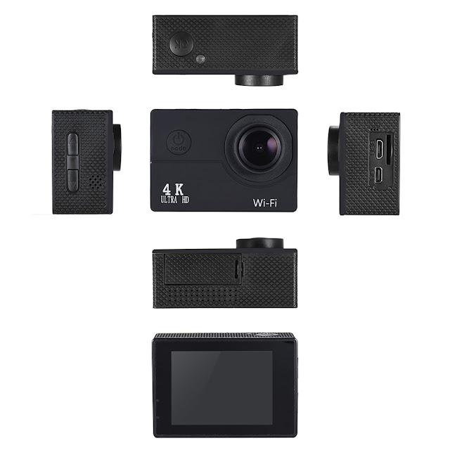 Camera hành trình 4k video 16mp