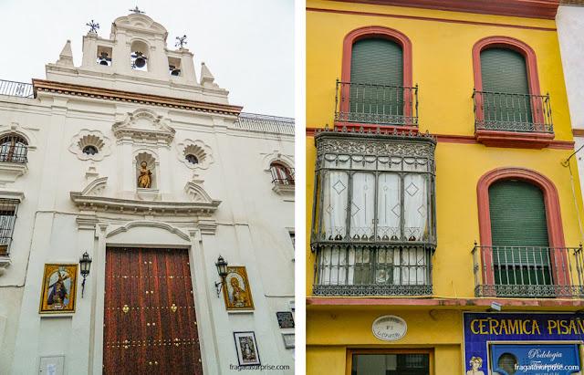 Capela dos Marinheiros, Triana, Sevilha