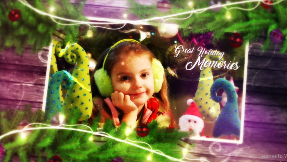 Projects - Motion Array - Christmas Wishes And Greetings - 338553 [AEP]