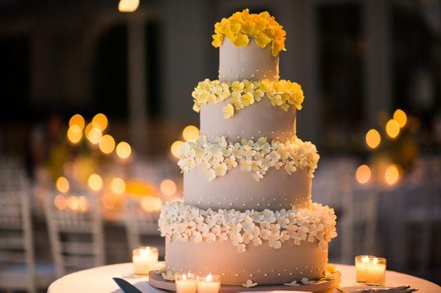 Cool And Cool: Wedding Cake 2015