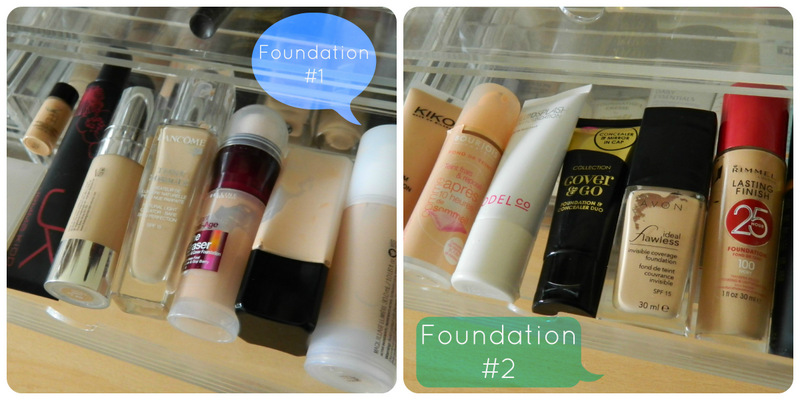 Makeup Collection: Foundation
